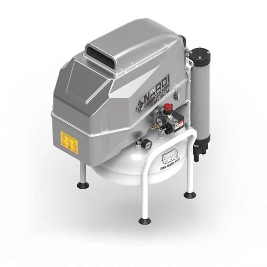 Compressor 2D Silenced 25L